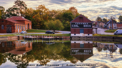 Historic Waterway to the West - The Chesapeake and Ohio Canal National Historical Park