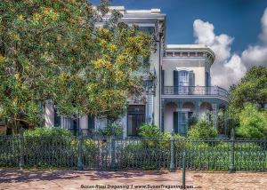 Visiting the New Orleans Garden District