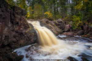 Waterfalls Abound at Amnicon Falls State Park